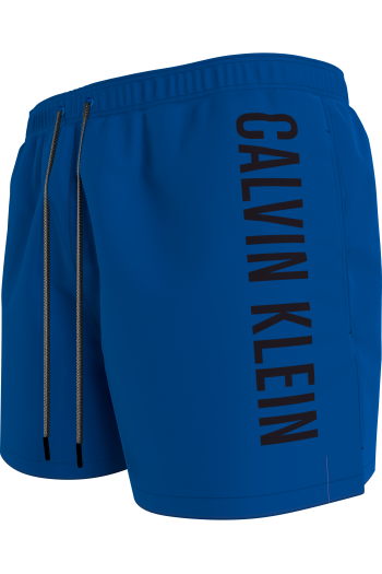 Calvin Klein Drawstring Swimwear Men KM0KM00570-C5D BODDY BLUE
