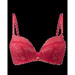 Push Up σουτιέν με μπανέλα σιλικόνης για μεγάλο στήθος, cup D,  Gossard Glamour Lace G8821 - Σουτιέν