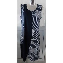 Φόρεμα από Βισκόζι και Βαμβάκι f17de93688b