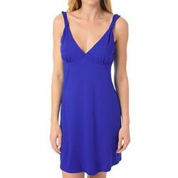 Φόρεμα παραλίας από βισκόζη σε δύο χρώματα Τriumph Lido 14