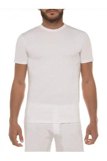 Ανδρικό T-Shirt Walk 1911 Βαμβακερό με στρογγυλή λαιμόκοψη