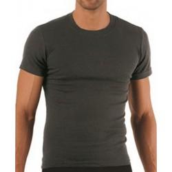 T-shirt με κοντό μανίκι μονόχρωμο, Apple